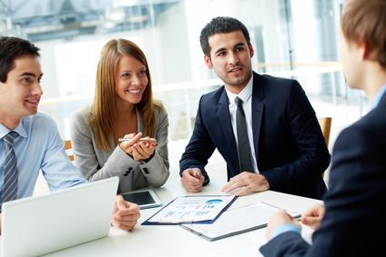 Recruiting von Fachkräften