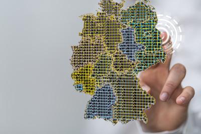 Les régions d'Allemagne avec les salaires les plus élevés