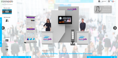 Connexio Career Screenshot